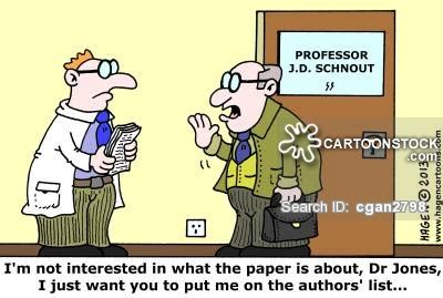 Research papers and citations